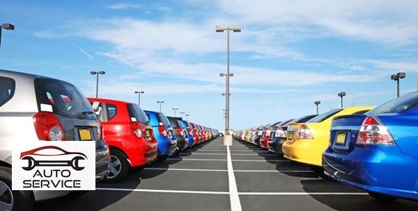 Kemijsko čišćenje, vanjsko i unutranje pranje automobila
