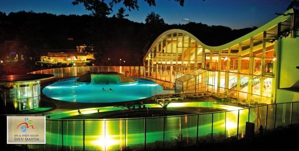 Spa & Sport Resort Sveti Martin - 3 dana s doručkom za dvoje