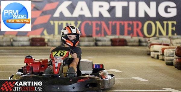 Karting - 10 minuta na najdužoj indoor stazi u Hrvatskoj