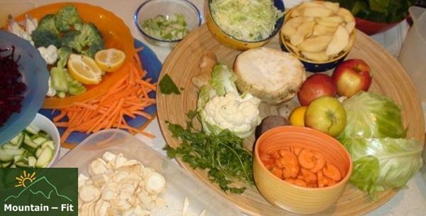 Radionica kuhanja - prvi koraci pravilne zdrave prehrane