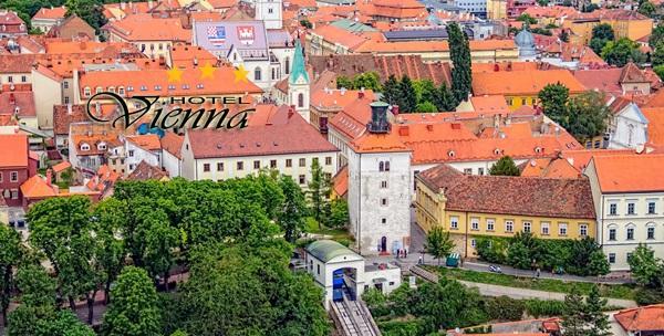 Zagreb*** - 2 dana s doručkom za 2 osobe za 329kn