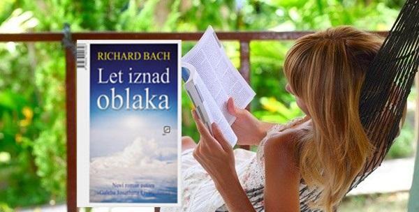 Knjiga Richarda Bacha - Let iznad oblaka
