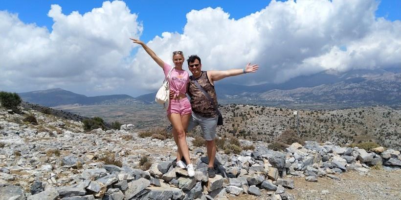 Najviši vrh Krete