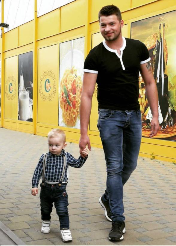 Moja dva manekana kakav otac takav sin ❤