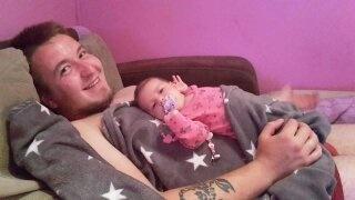 Emily i tata