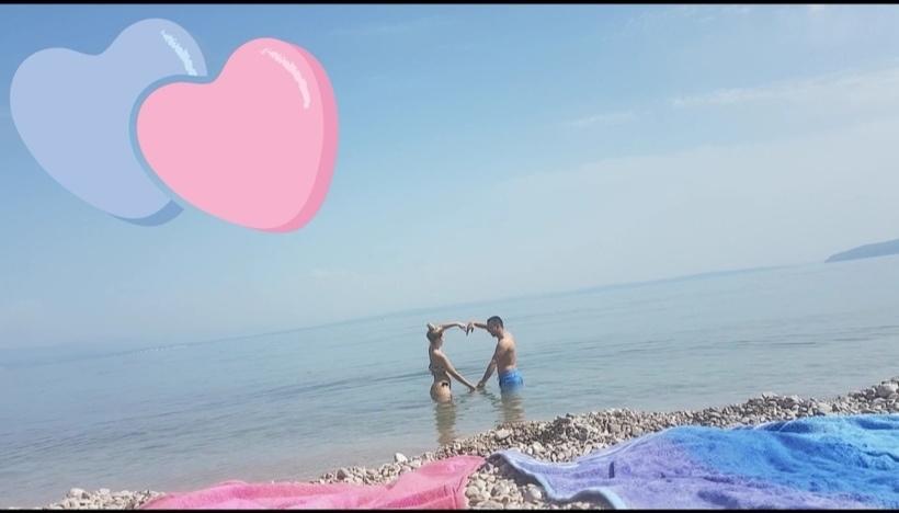 Kad te ljubav grije usudiš se ući u more onda kada nitko ne smije