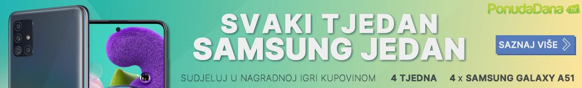 Svaki tjedan Samsung jedan